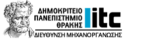 ΔΜ | ΔΠΘ Λογότυπο